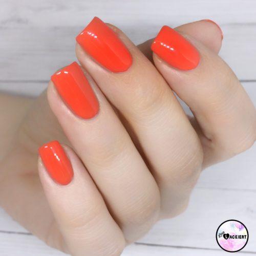 p2 nail polish 008 bech babe