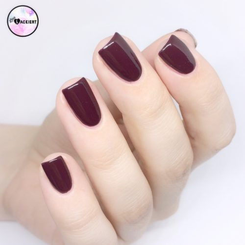 Iconnails ready to grape off von Catrice