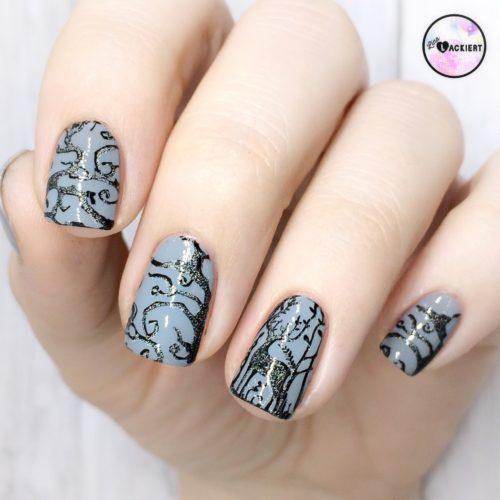 Nail art Märchen