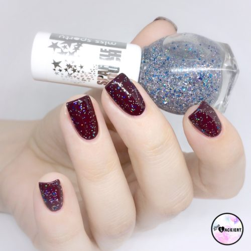 Sparkle Touch Topper