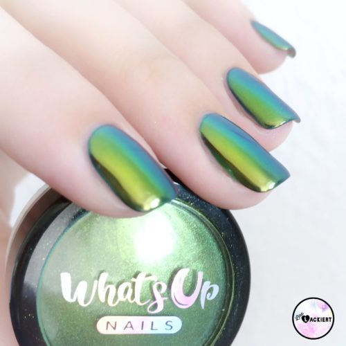 Absinthe Powder von WhatsUp Nails