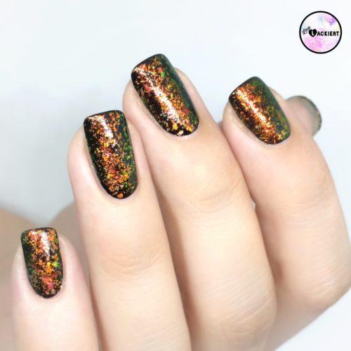 Beauty Bigbang Flakes Farbe 4A