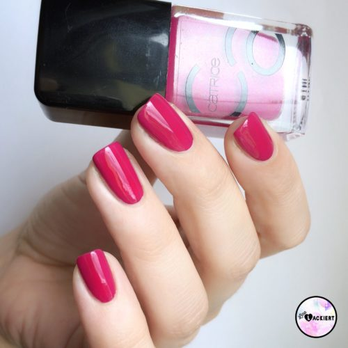 For The Berry First Time Catrice ICONails