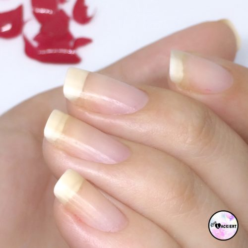 Meanails Peel Off Nailpolish Entfernen
