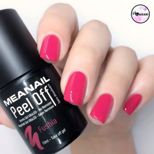 Meanails UV-Lack Fushia
