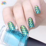 Goldrausch Stamping mit Twinkled T