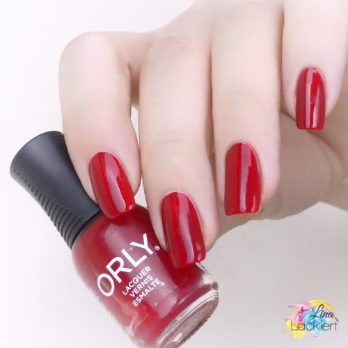 Orly Stiletto on the run
