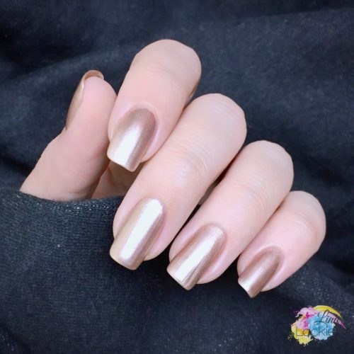 Orly nail polish champagne