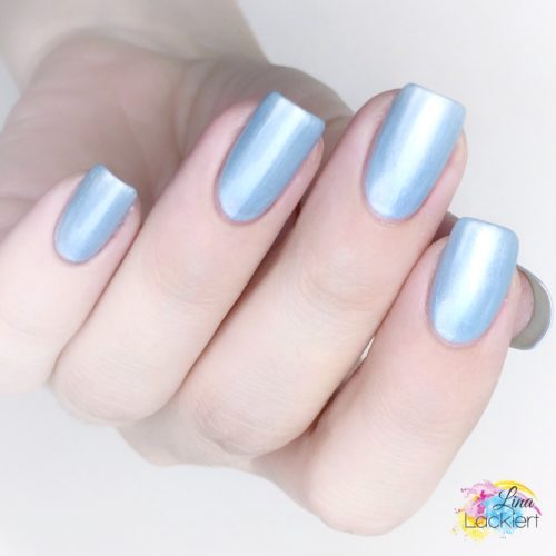 Orly nail polish once in a blue moon