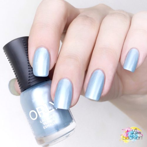 Orly once in blue moon