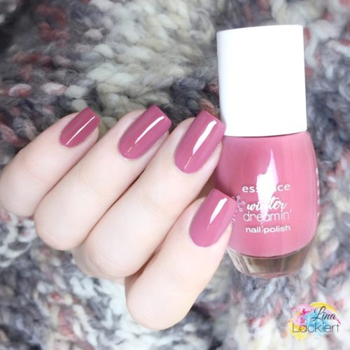 essence girlstalk at the fireplace nail polish