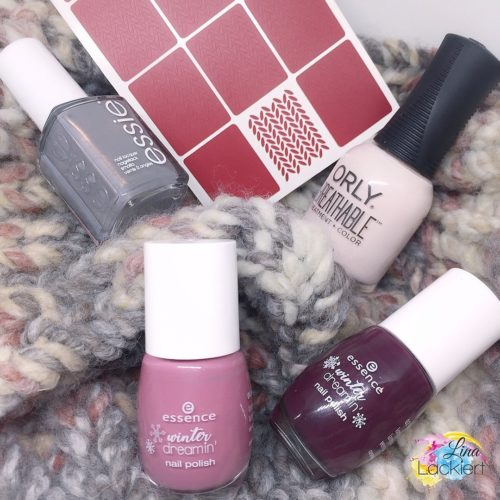 knitted Nail Vinyls