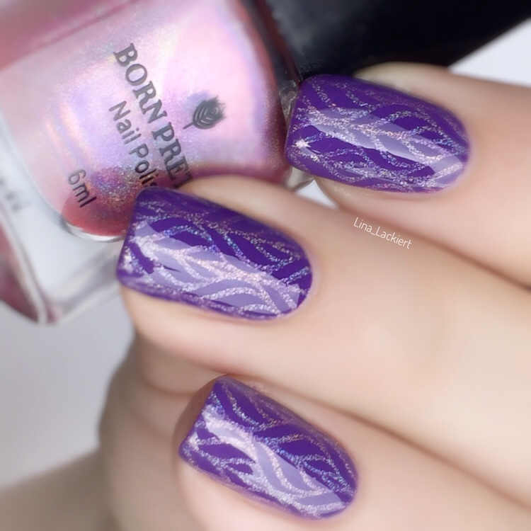 Holo Stamping Lack Neejolie