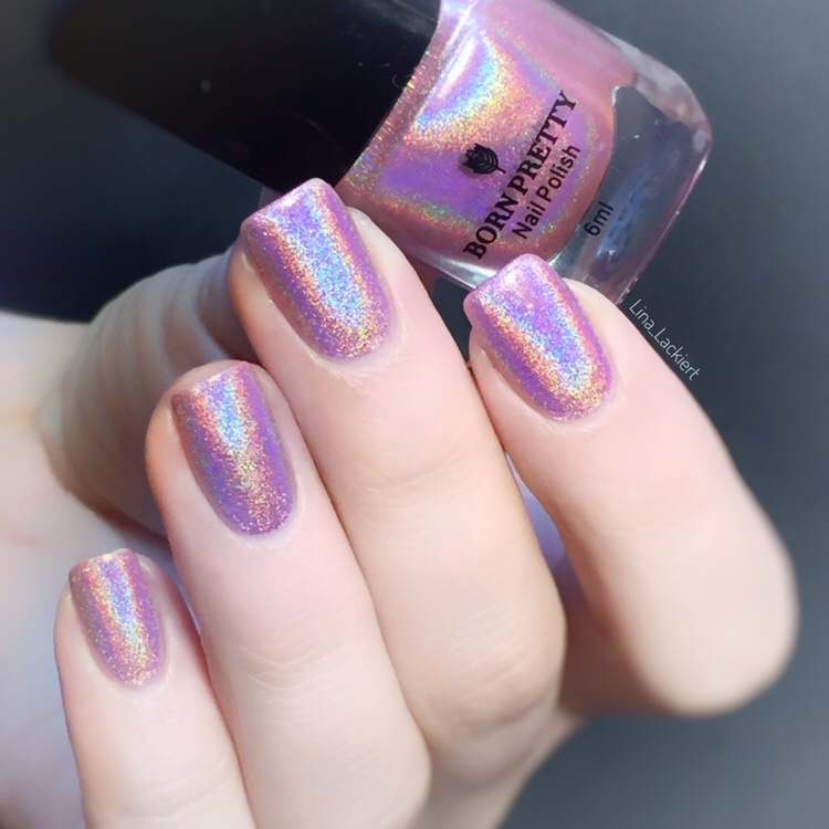 Born Pretty Holo Nail polish from neejolie