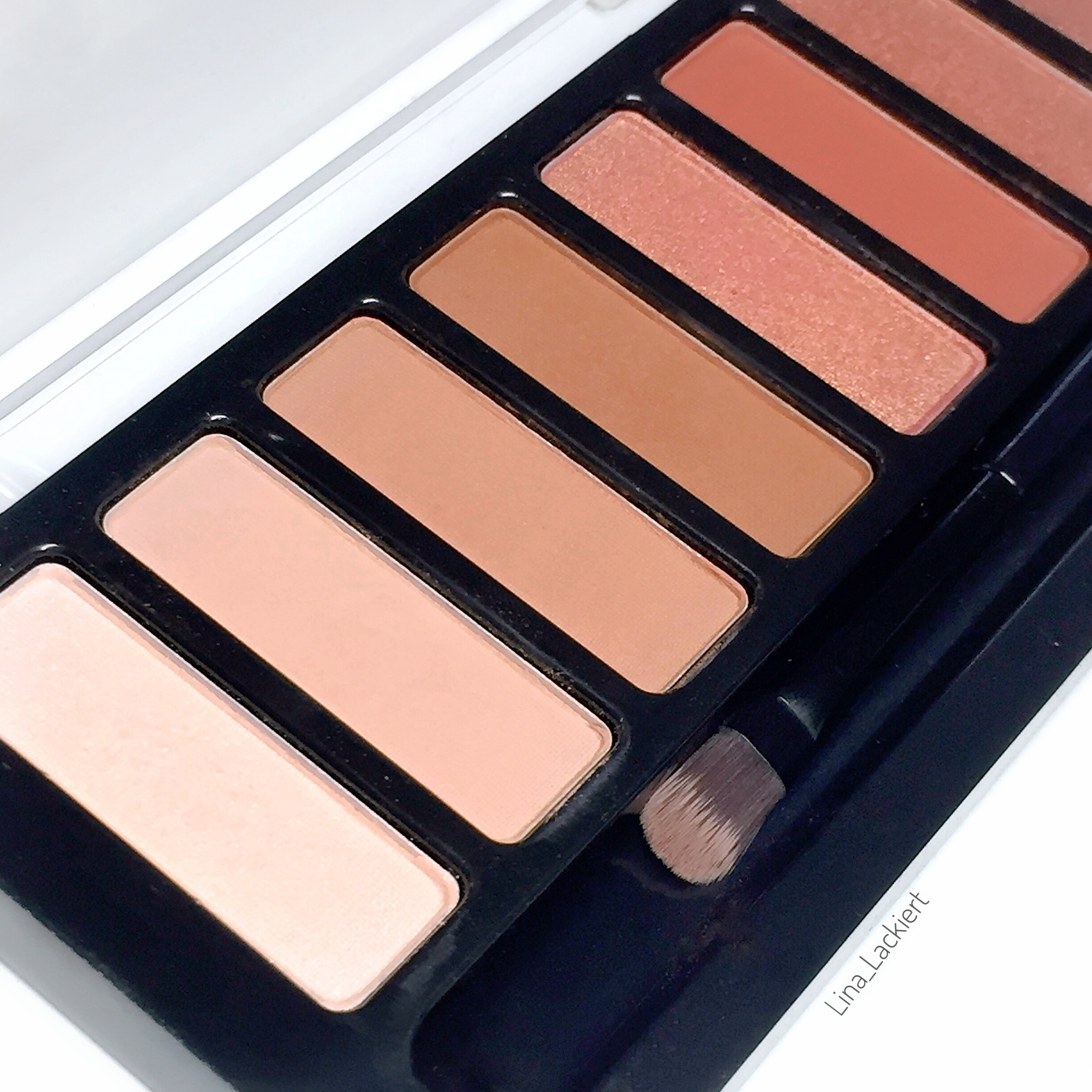essence wanted sunset dreamers Te eyeshadow Palette